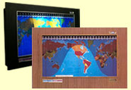 geochron world clocks