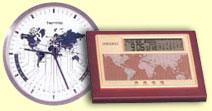 international time zone clocks