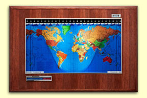 geochron clock