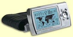WORLD TIME TRAVEL ALARM